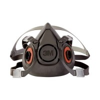 3M HALF FACEPIECE REUSABLE RESPIRATOR 6300.07026